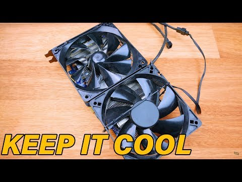 PC Fans On A GPU?