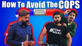 How to avoid the cops | Bekaar Films | Comedy Skit