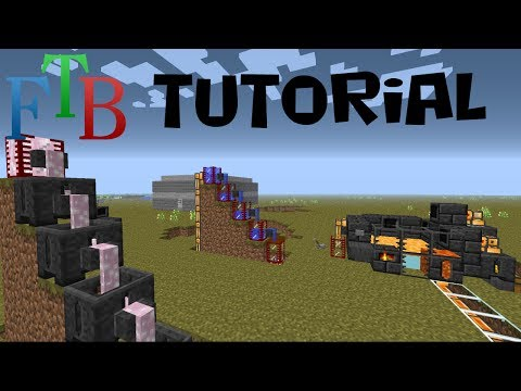 Tinker's Construct Tutorial: Smeltery Automation (FTB 1.6.4)