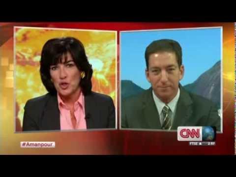 Glenn Greenwald: Gen. Keith Alexanader Has No Evidence NSA Doesn't Spy On Allies