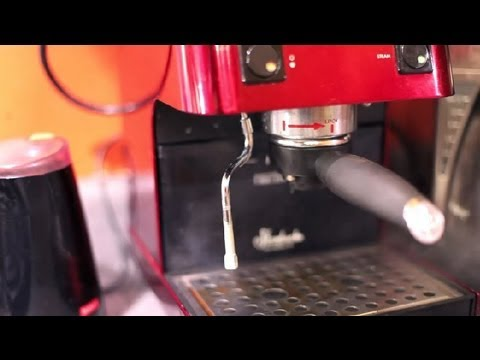 How to Use an Espresso Maker : Coffee
