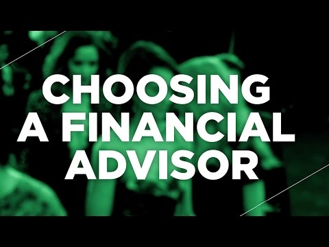 Young Money: How To Choose A Financial Advisor | CNBC