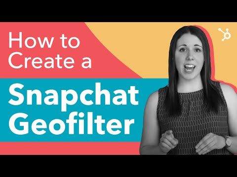 How to Create a Snapchat Geofilter