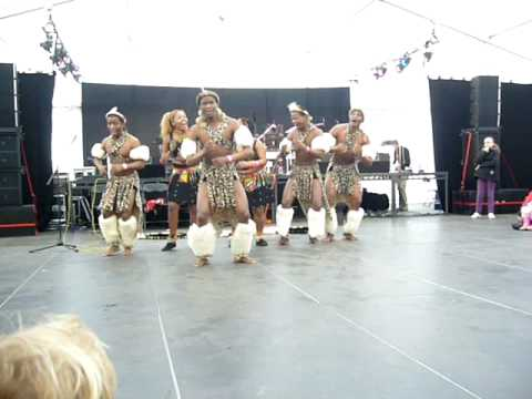 The Mighty Zulu Nation at Shepley Spring Festival 2009