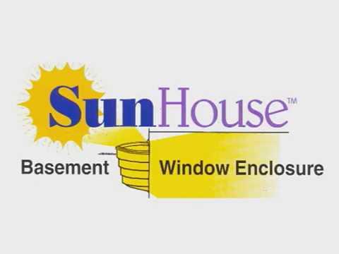 SunHouse: The better window well