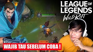 LOL MOBILE RILIS ! WAJIB TAU HAL INI !! League of Legends: Wild Rift