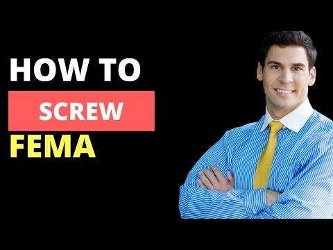 How to NOT pay your FEMA GOV FLOOD INSURANCE deductible | SHOW UP 006