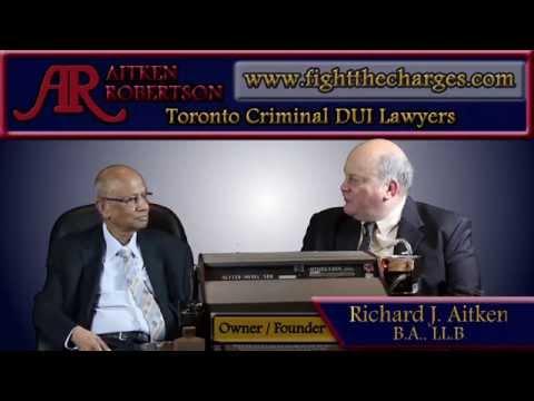 Ontario DUI Defence - False Positive