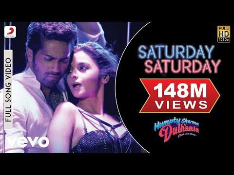 Xxx Mp4 Saturday Saturday Full Video Humpty Sharma Ki Dulhania Varun Alia Badshah Akriti K 3gp Sex