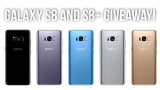 (Closed) Samsung Galaxy S8 & S8+ GIVEAWAY