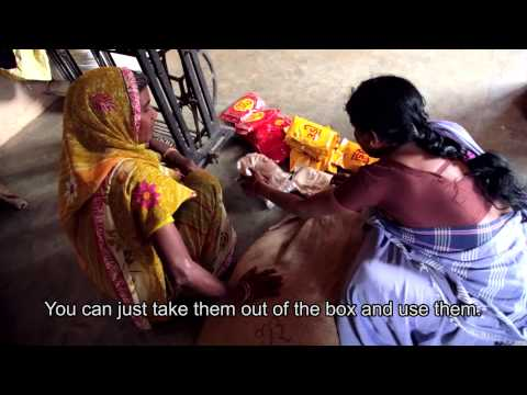 Vodafone Foundation Connected Women in India - RUDI Network - Work