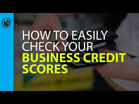 Periscope...How to Easily Check your Business Credit Scores with D&B, Experian and Equifax