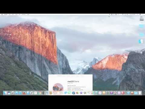 How to Show Siri in Menu Bar on macOS Sierra