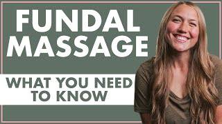 FUNDAL MASSAGE   What Every New Mom Should Know
