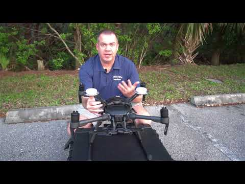 How to avoid crashing a M210 RTK drone. What you need to know.
