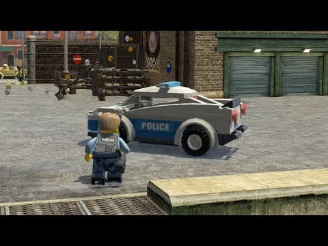 LEGO City Undercover - Lego Police Chase | Police Car gameplay (part 5 - 6)
