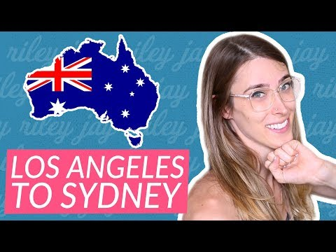 I moved to Sydney, Australia!!! | Riley J. Dennis