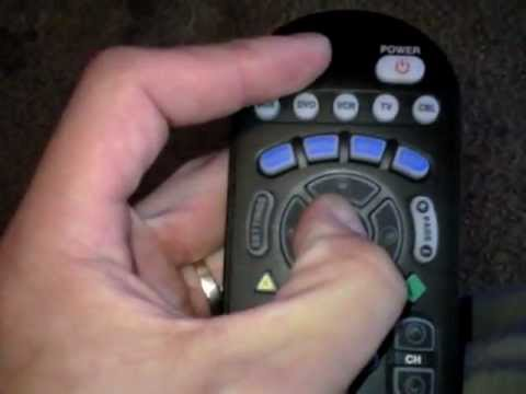 How to program System button on Cable Remote