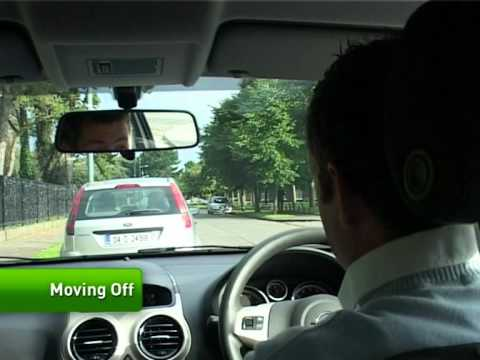 4) ISM Driving Guide - Observation Moving Off & Mirrors
