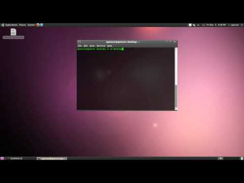 Tutorial: Terminal Commands in Ubuntu Linux