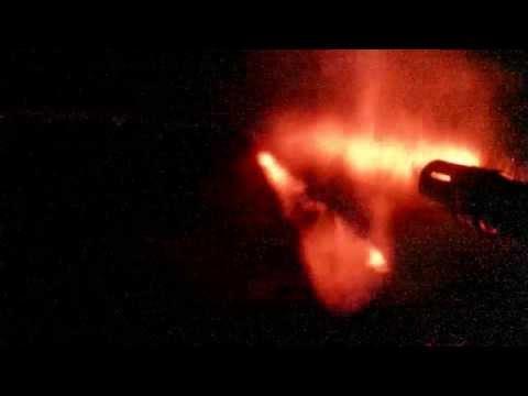 Sniper Hog Lights, Bullets and Smoke