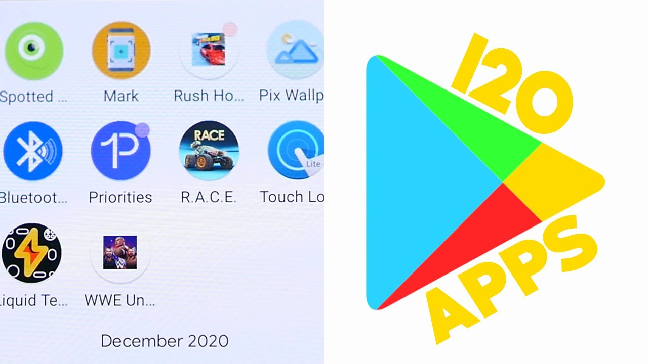 Top 120 Android Apps of 2020!