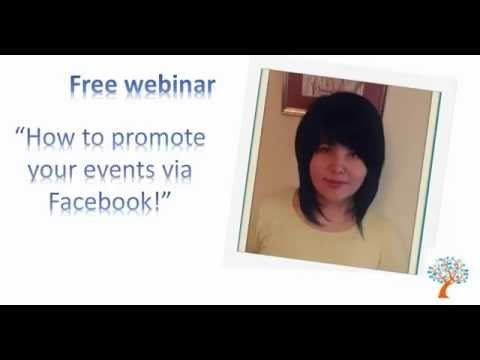 How to promote your event via Facebook invitation