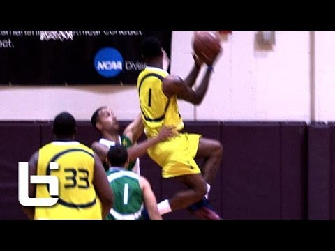 Tony Wroten SICK 360 Lay-up In Traffic at Seattle Pro Am!