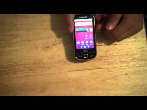 Virgin Mobile Samsung Intercept review