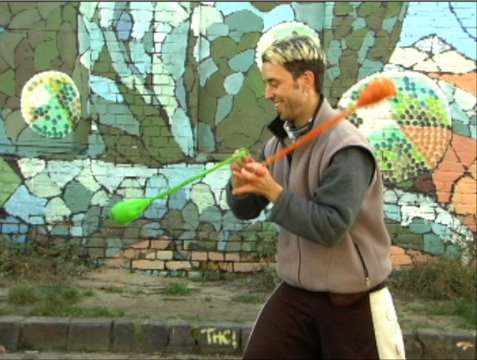 Poi Spinning Lesson: How to Learn Hybrids (Advanced)
