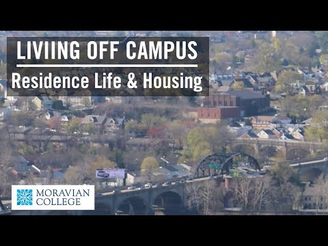 Living Off Campus | Moravian College