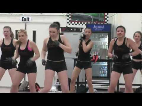 Inside: California High Dance Team 1-29-12