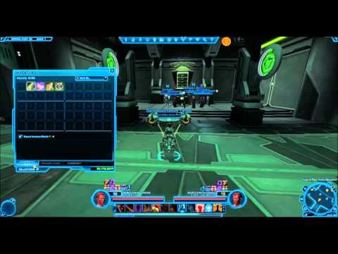 SWTOR How to make millions of credits as a low level
