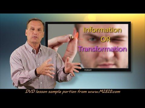 How to teach Sunday School / Sunday School Teacher Training (DVD Sample Portion)