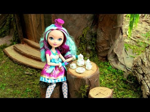 How to Make a Doll Treehouse | Plus Custom Twilight Sparkle - Doll Crafts