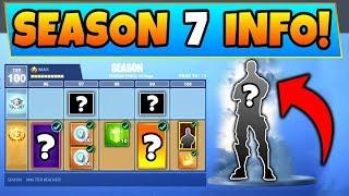 Fortnite Season 7 Battle Pass 7 Details We Know Battle Royale Update