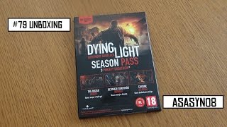 #79 Unboxing: Dying Light: Season Pass [PL]