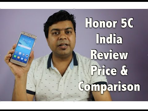 Hindi | Honor 5C India Review, Good, Bad, Comparison | Gadgets To Use