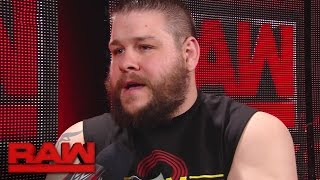 "Kevin Owens vows to end Chris Jericho at ""KO-Mania 2"": Raw, March 27, 2017"