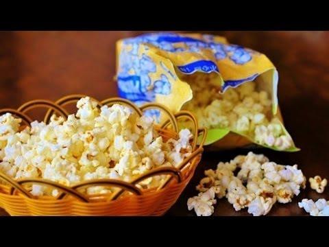 Sweet Popcorn - Easy Recipe!