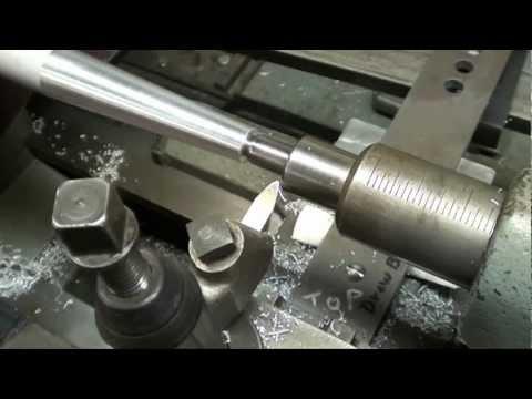 MACHINE SHOP TIPS #72 Atlas Lathe Taper Turning Part 2 of 2 tubalcain