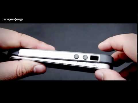 Capa Slim Armor-S Para iPhone 5/5S Case Original Spigen