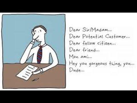 Should I End a Cover Letter,