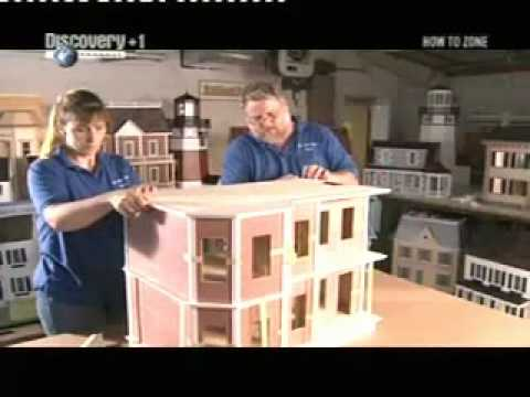 Making a dolls house like the pro's.avi