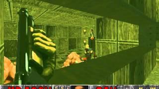 Doom: Command Center (e2m5) - Uv -respawn In 3:47 By Radek Pecka