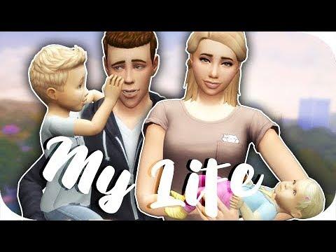The Sims 4   My Life   Part 7 - RUDE NEIGHBORS!