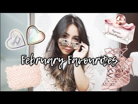 February Favourites (Bahasa) - Pink Stuffs I Love!
