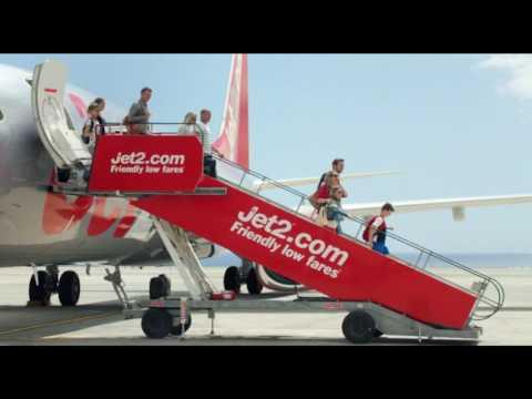 Jet2.com Family TV Ad June 2017