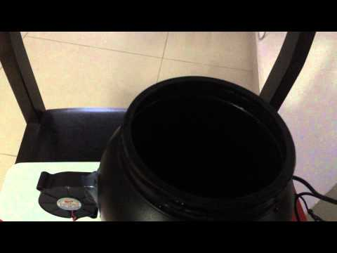 DIY Home made Humidifier