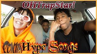 AUX BATTLES: HYPE SONGS W/ OHTrapStar (Lil Pump